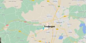 Dans quelle région se trouve Toulouges
