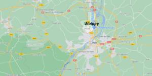 Dans quelle région se trouve Woippy