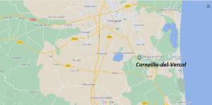 Où se situe Corneilla-del-Vercol (Code postal 66200)
