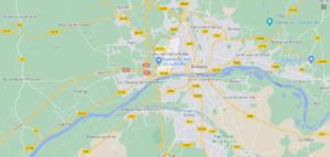 Où se situe Saint-Jean-de-la-Ruelle (Code postal 45140)
