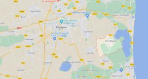 Où se situe Saint-Nazaire (Code postal 66570)