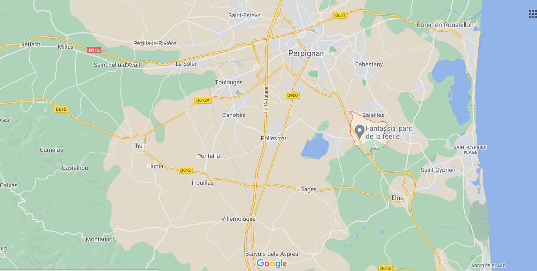 Où se situe Théza (Code postal 66200)