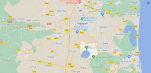 Où se situe Villeneuve-de-la-Raho (Code postal 66180)