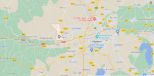 Où se situe Villeneuve-la-Rivière (Code postal 66610)