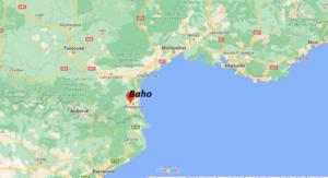 Où se trouve Baho