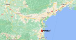 Où se trouve Bompas