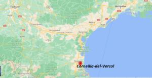 Où se trouve Corneilla-del-Vercol