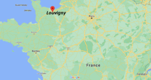 Où se trouve Louvigny