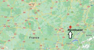 Où se trouve Montfaucon