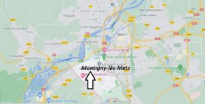 Où se trouve Montigny-lès-Metz