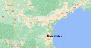 Où se trouve Peyrestortes