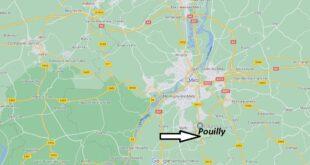 Où se trouve Pouilly