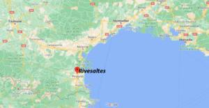 Où se trouve Rivesaltes