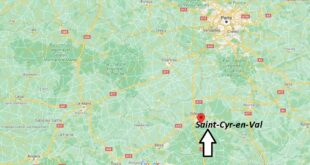 Où se trouve Saint-Cyr-en-Val