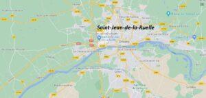Où se trouve Saint-Jean-de-la-Ruelle