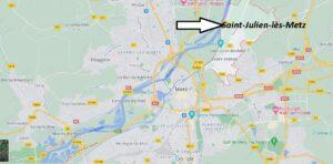 Où se trouve Saint-Julien-lès-Metz
