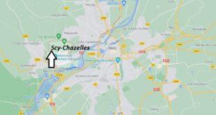Où se trouve Scy-Chazelles