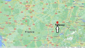 Où se trouve Tallenay
