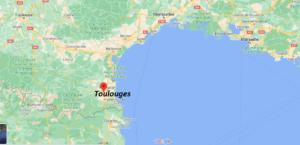 Où se trouve Toulouges