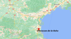 Où se trouve Villeneuve-de-la-Raho