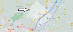 Dans quelle région se trouve Blainville-sur-Orne
