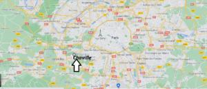 Dans quelle région se trouve Chaville
