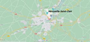 Où se situe Hérouville-Saint-Clair (Code postal 14200)