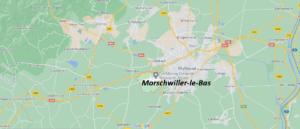 Où se situe Morschwiller-le-Bas (Code postal 68790)