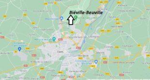 Où se trouve Biéville-Beuville