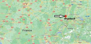 Où se trouve Bruebach
