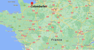 Où se trouve Colombelles