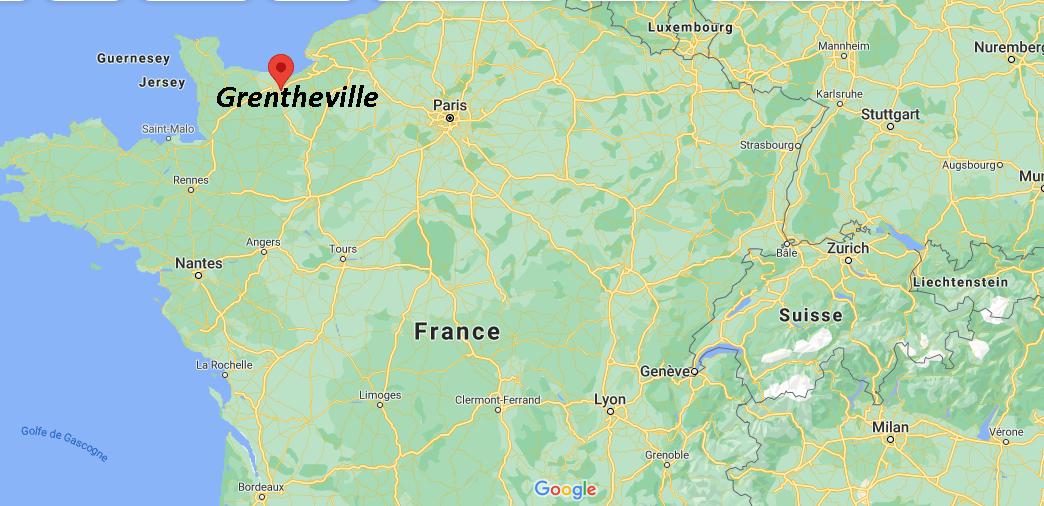 Où se trouve Grentheville
