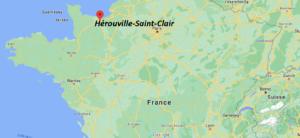Où se trouve Hérouville-Saint-Clair