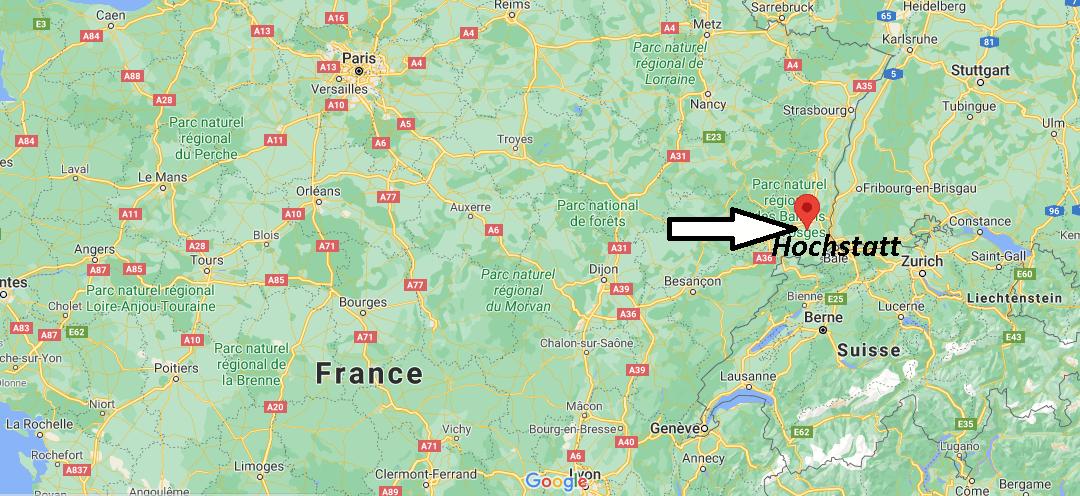 Où se trouve Hochstatt