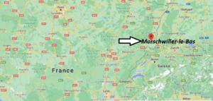 Où se trouve Morschwiller-le-Bas