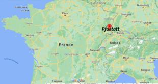 Où se trouve Pfastatt