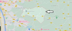 Carte Plan Saint-Aubin-Épinay