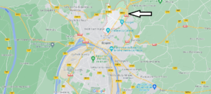 Où se situe Bois-Guillaume (Code postal 76230)