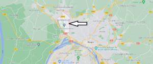 Où se situe Déville-lès-Rouen (Code postal 76250)