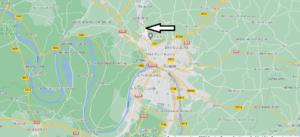 Où se situe Notre-Dame-de-Bondeville (Code postal 76960)