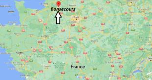 Où se trouve Bonsecours