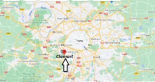 Où se trouve Clamart