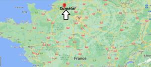 Où se trouve Darnétal