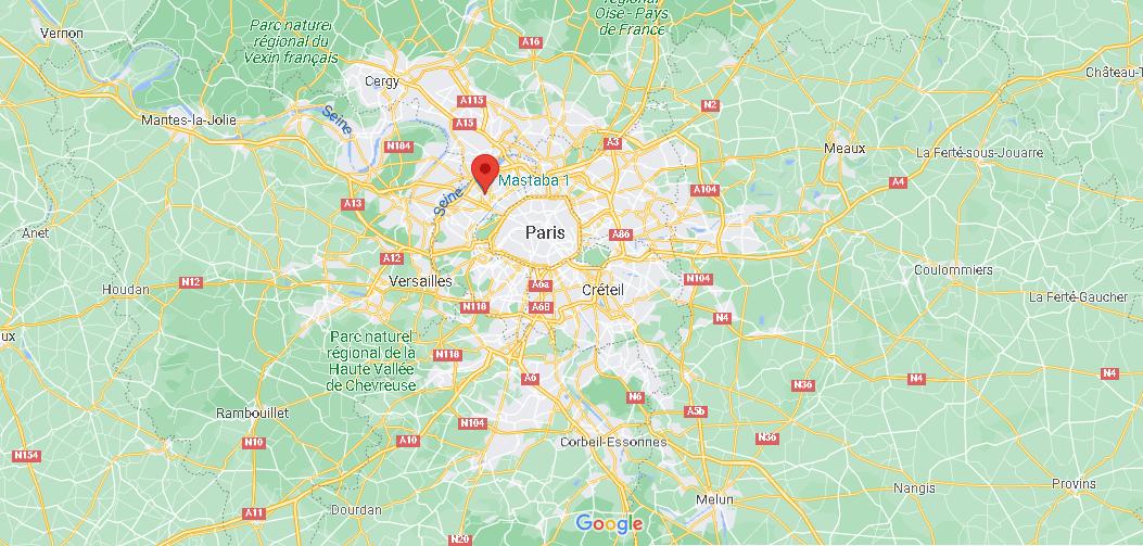 Où se trouve La Garenne-Colombes