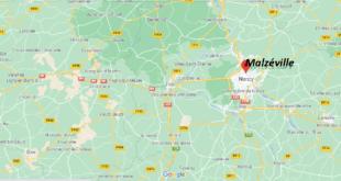 Où se trouve Malzéville