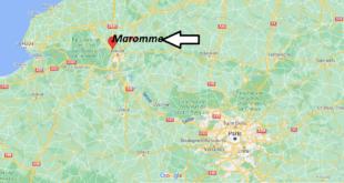 Où se trouve Maromme