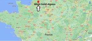 Où se trouve Mont-Saint-Aignan