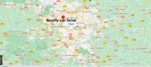Où se trouve Neuilly-sur-Seine