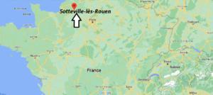 Où se trouve Sotteville-lès-Rouen
