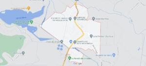 Carte Plan Forest-sur-Marque